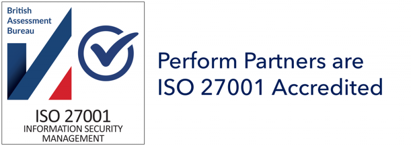 ISO 27001 Article Header